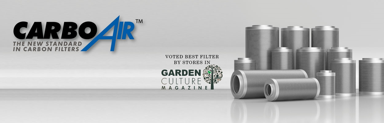 Hydroponics Carbon Filter CarboAir