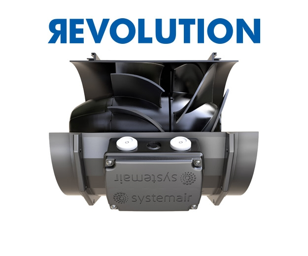 Revolution Fan Range