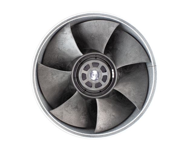 Super Silent Revolution Vector 315 EC Duct Fan