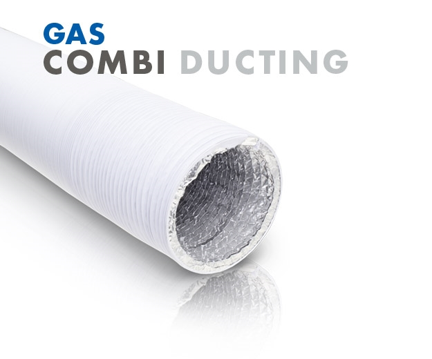 Gas Combi Ducting 10 metres 152mm