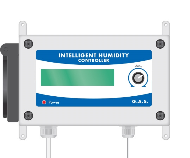 Intelligent Humidity Controller
