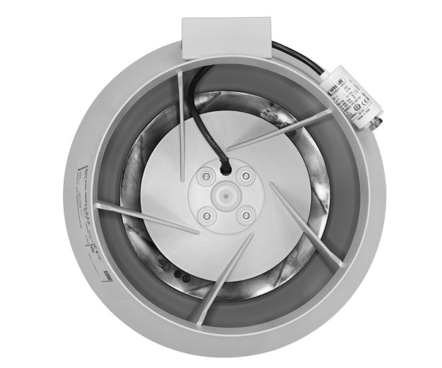 RVK 250 L1 Duct Fan