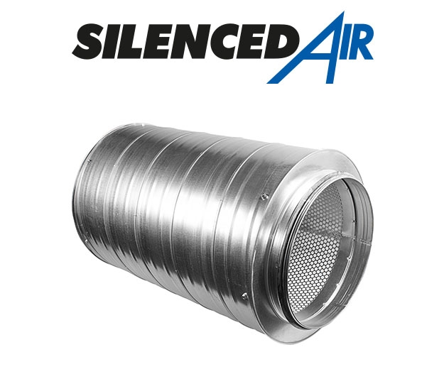Silenced Air 315 600 mm