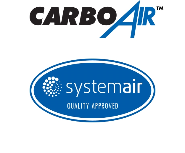 Carbo air is the only carbon filter approved by systemair